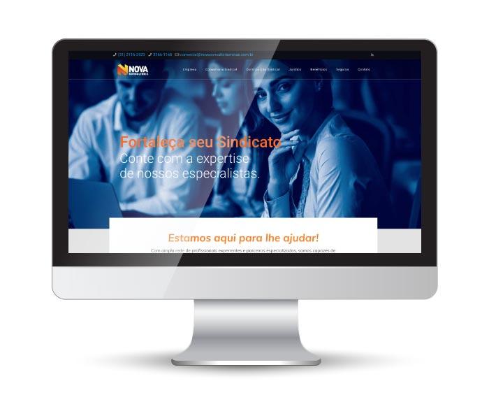 Nova Consultoria Minas   M4 Comunicação