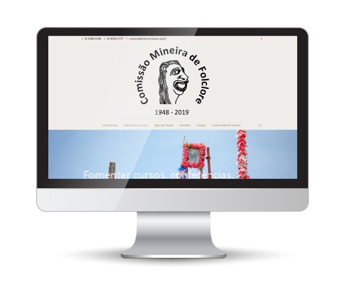Comissão Mineira de Folclore   M4 Comunicação